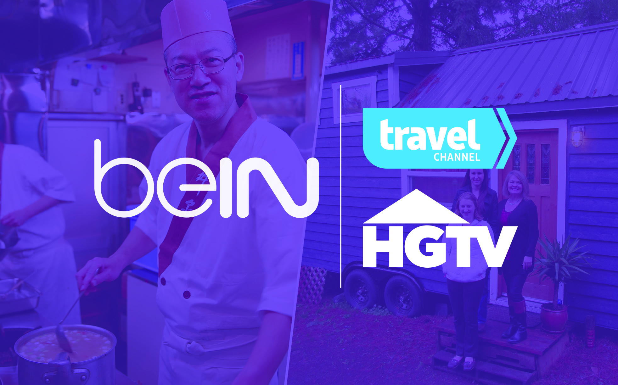 home u0026 garden tv hgtv will launch for the first time in the region and travel channel expand regional - Home And Garden Channel