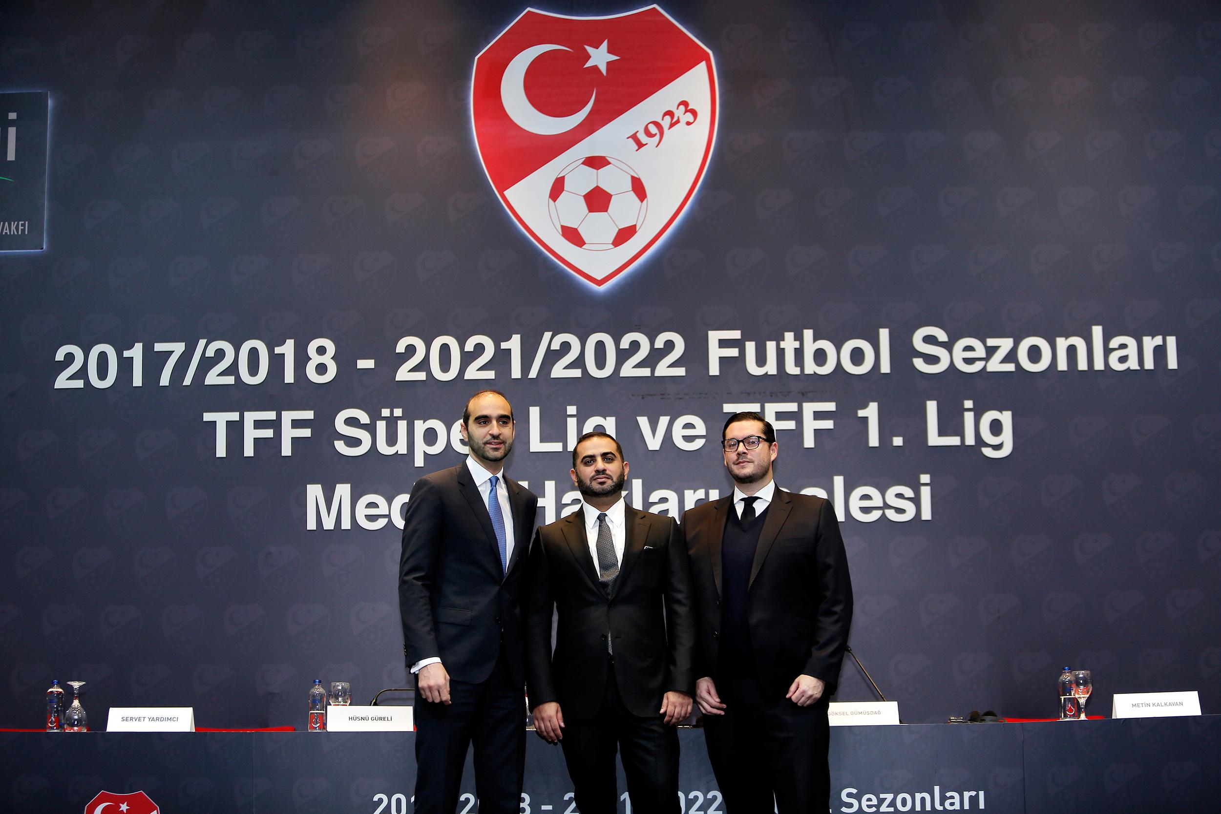 beIN MEDIA GROUP's Digiturk wins 'Turkish Süper Lig' tender once again - beIN EN